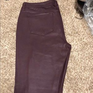 cp jeans Jeans - Purple Jeggings